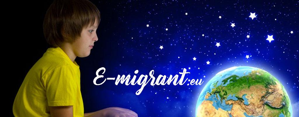 E migrant